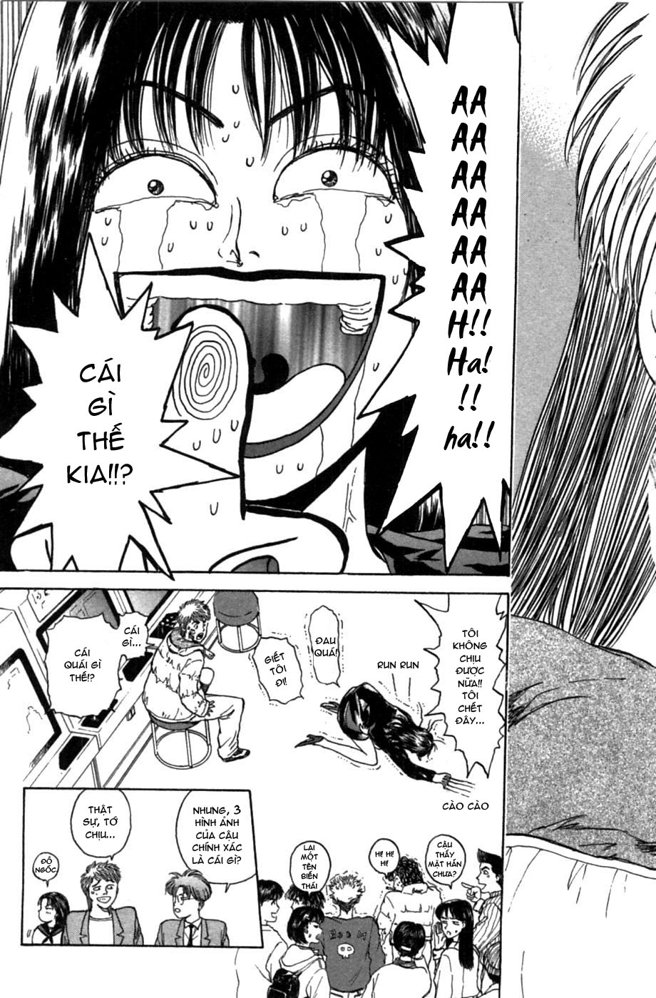 Psychometrer Eiji chapter 43 trang 22