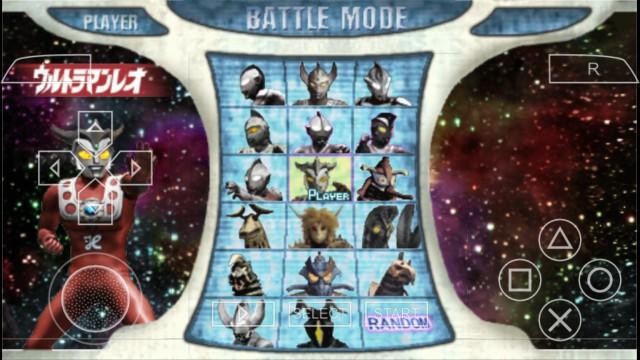 Ultraman fighting evolution 4