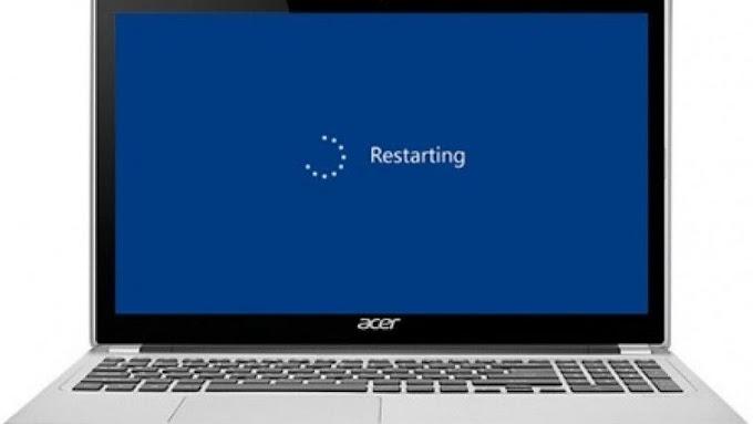 Percepat Serta Beri kesegaran Windows 8