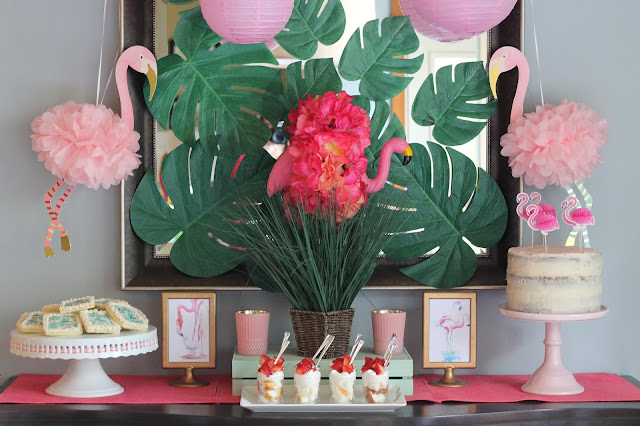 AK Party Studio - Its Time to Flamingle - Seattle Event Stylist