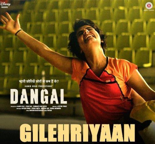 Gilehriyaan HD Video Song - Dangal
