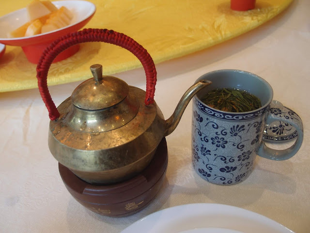 yangzhou - tea