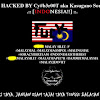 Balasan Bendera Terbalik, Hacker Beraksi Menyerang Website Malaysia