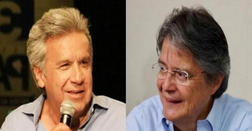 RESULTADOS ELECCIONES ECUADOR 2017: Elecciones Presidenciales Segunda Vuelta (Domingo 2 Abril) En Vivo Twitter - Facebook