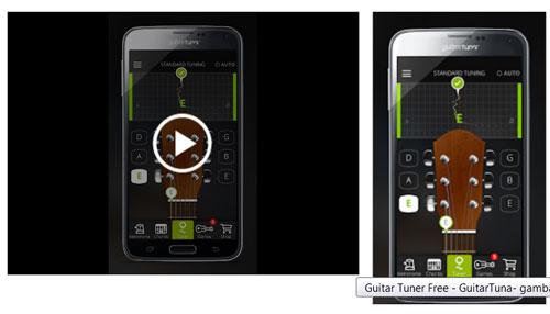 3 Aplikasi Android Gratis Stem Gitar Terbaik Kunci Gitar Lirik Lagu