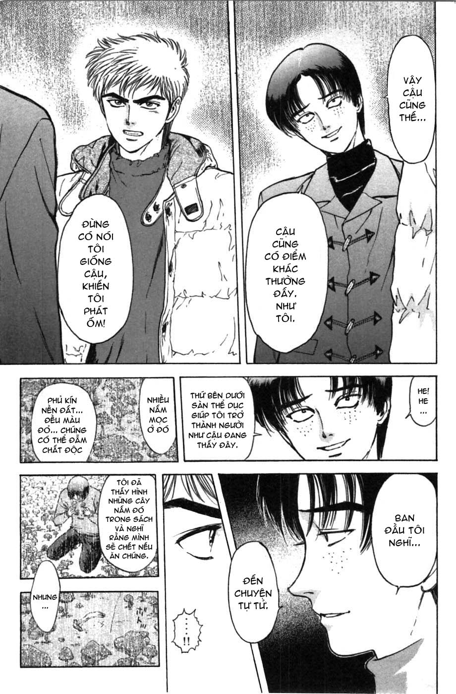 Psychometrer Eiji chapter 41 trang 18