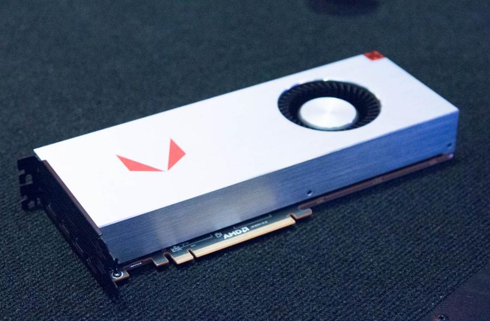 Radeon RX Vega: Estão chegando as placas top de linha AMD