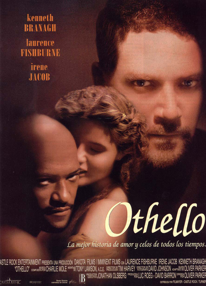 othello oliver parker Othello is a 1995 film based on william shakespeare's tragedy of the same name  it was directed by oliver parker and stars laurence.