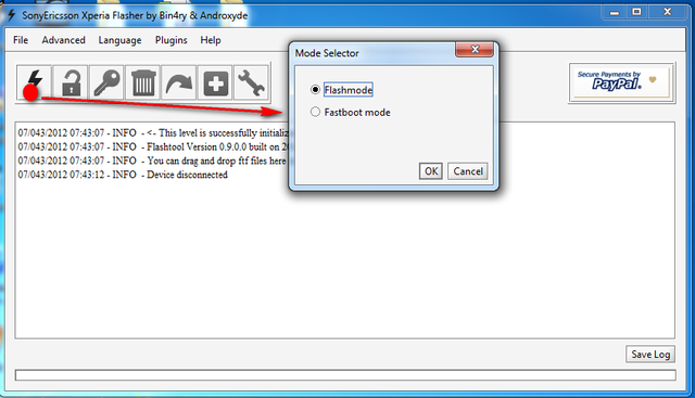 Flashtool For Sony Ericsson Mt11i