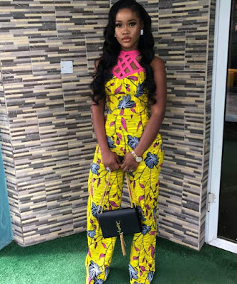 #BBNaija star #Ceec fashion and style looks