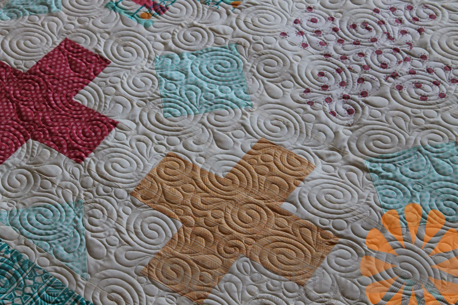 This quilt is another adorable quilt designed by Sherri   Chelsi of A  Quilting Life 67d04fa72aec4