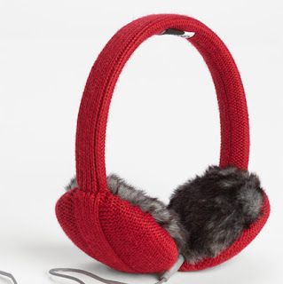 Holiday gift ideas under $100 earmuff headphones from Nordstrom