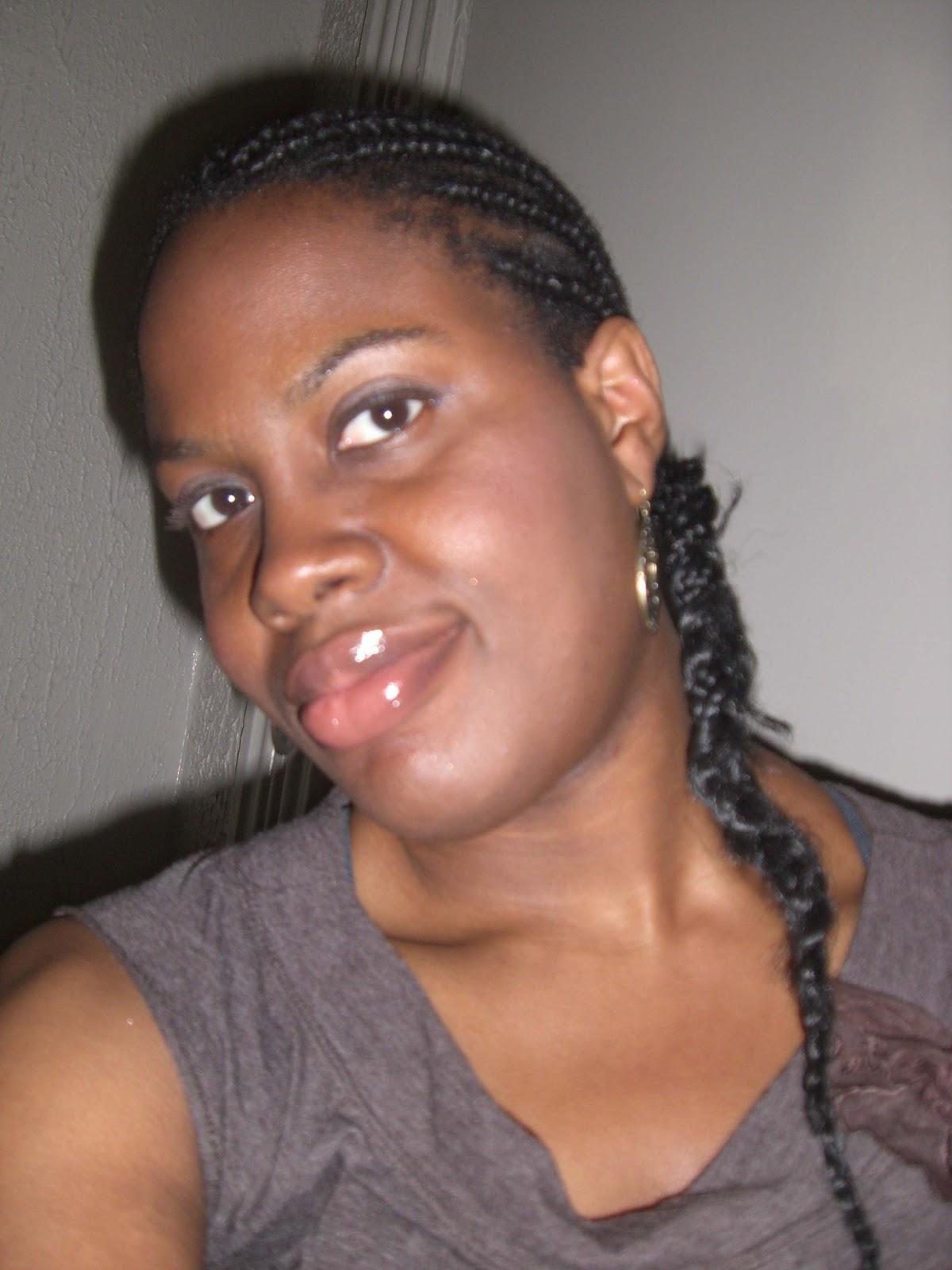 AfroVeganChick: Hair Journey