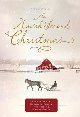 Heidi Reads... An Amish Second Christmas by Beth Wiseman, Kathleen Fuller, Ruth Reid, Tricia Goyer