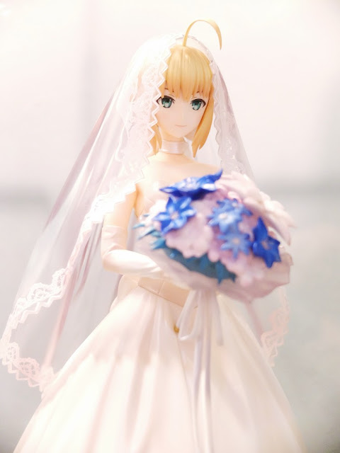 aniplex saber 10th anniversary royal dress