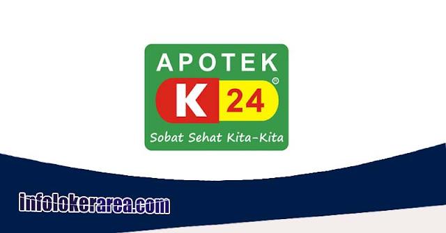 Lowongan Kerja Apotek K24 Terbaru Untuk Lulusan SMA SMK D3 S1