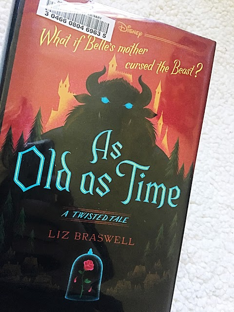 Something About Books | As Old As Time