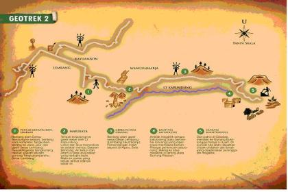 geotrek 2 - BERWISATA DI CEKUNGAN BANDUNG