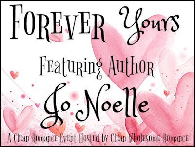 Forever Yours $25 Giveaway Featuring Author Jo Noelle