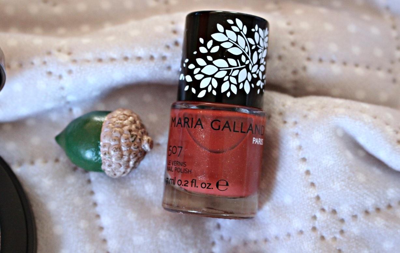 Maria Galland Le Vernis