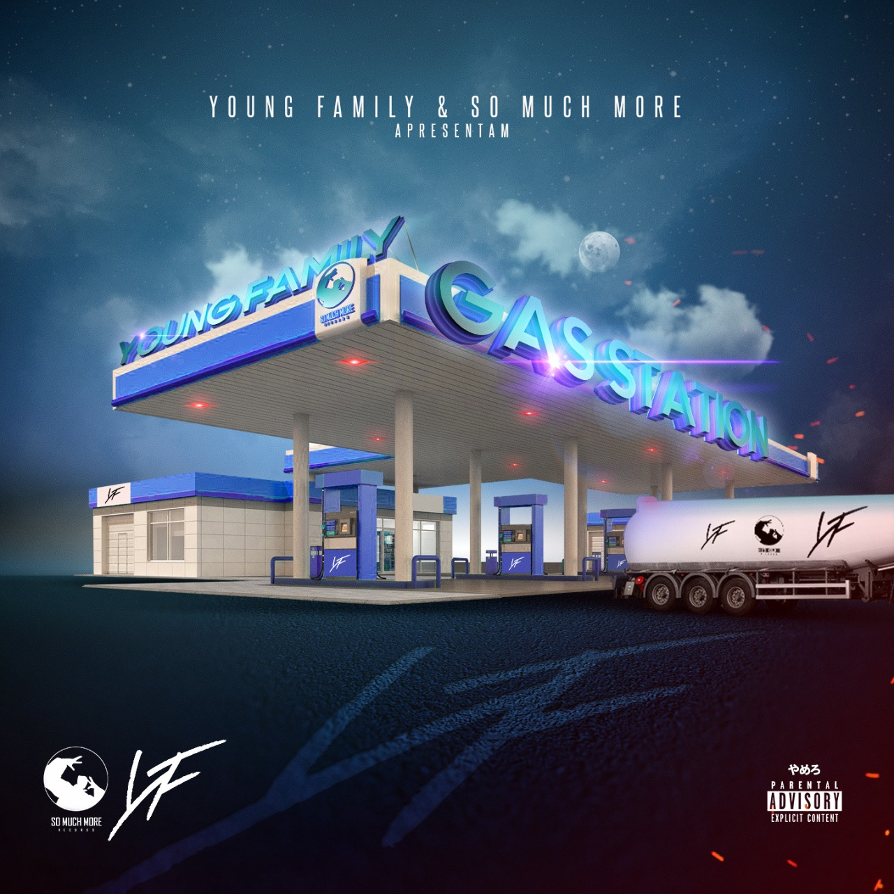 "Young Family - Mixtape ""Gas Station"" // Download"