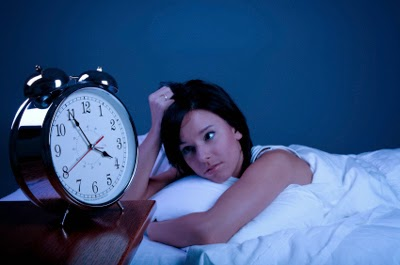 having trouble sleeping
