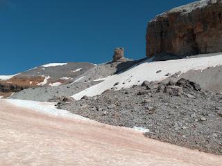 Bordeando el Pico Bazillac