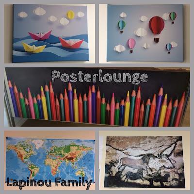selections posterlounge lapinou family