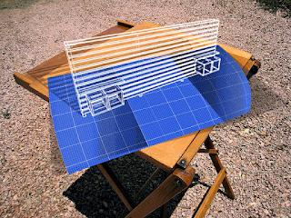 3D Projeto Cabeceira de Madeira Suite