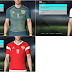 PES 2017 Russia World Cup 2018 Kits mod
