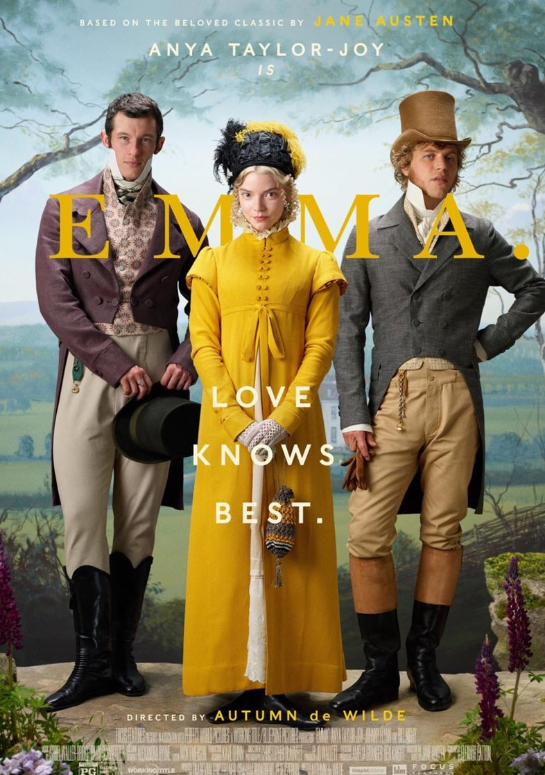 Emma (2020) English 720p WEB-DL 900MB ESubs