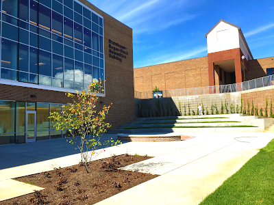 The new Steinhauer-Rogan-Black (SRB) Humanities Building at Vol State campus
