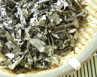 Japanese Mugwort Yomogi, Wormwood, Artemisia loose leaf tea
