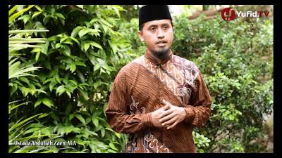ustadz abdullah zaen: syarat dan Hukum Menghadiri Undangan