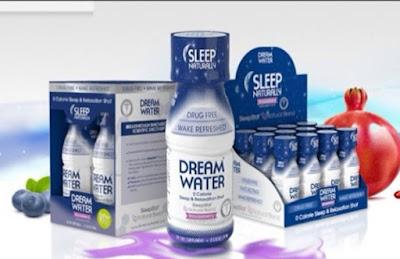 منتج ماء الاحلام متوفرالان في الاردن Dream Water in Jordan.