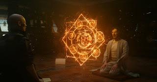Doctor Strange Estudiando