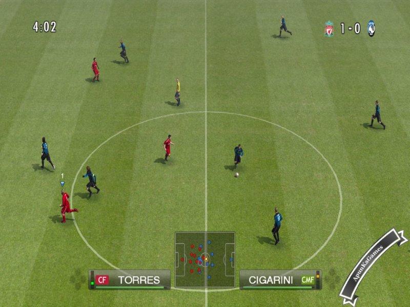 Pes 2008 pro evolution soccer free download full version.