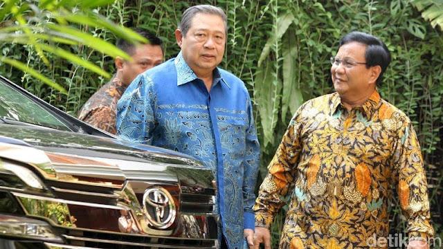 SBY Sebut Semoga Presiden Selanjutnya Bisa Mengatasi Kemiskinan 100 Juta Orang
