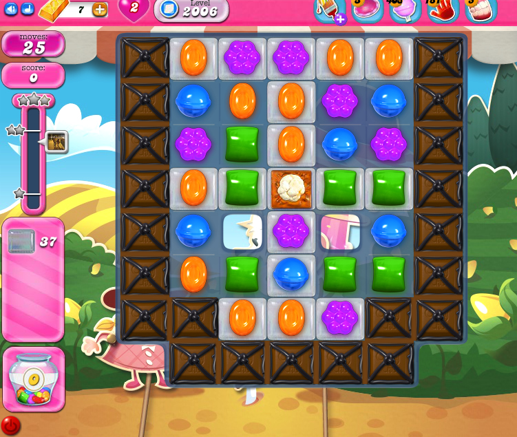 Candy Crush Saga 2006