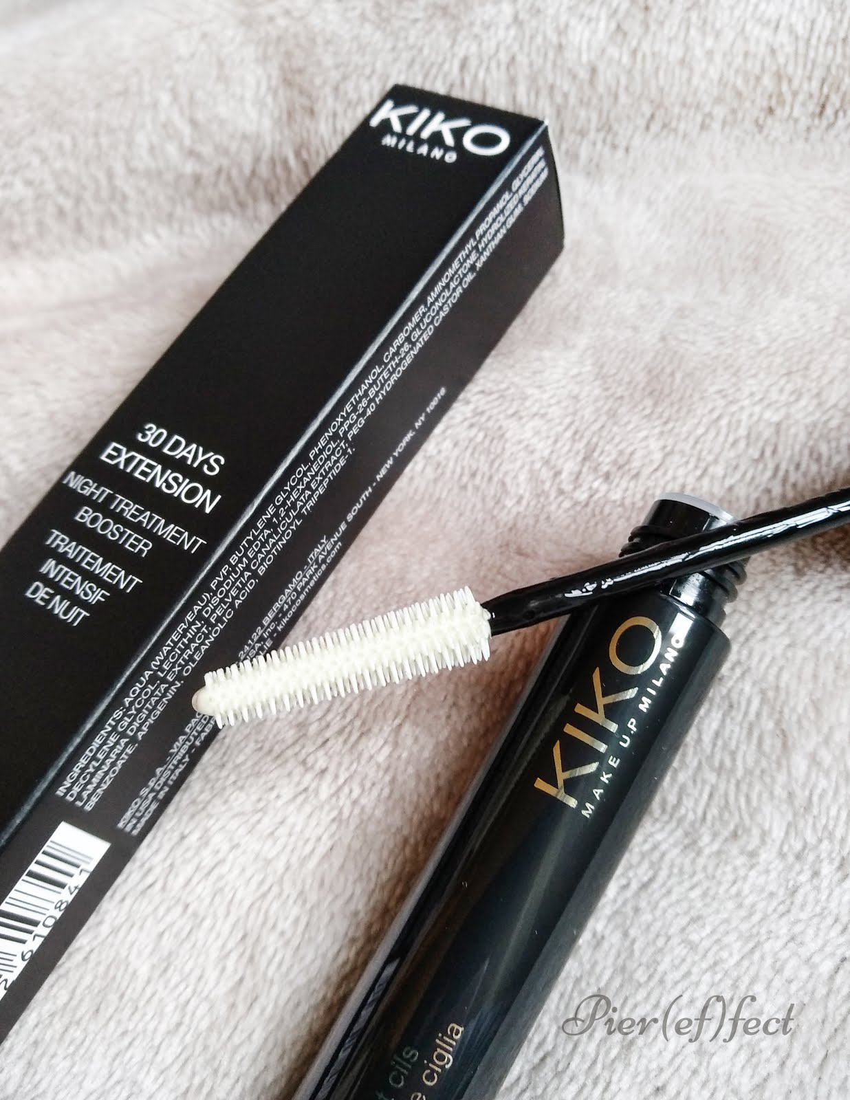 Recensione 30 Days Extension Night Treatment Booster Kiko