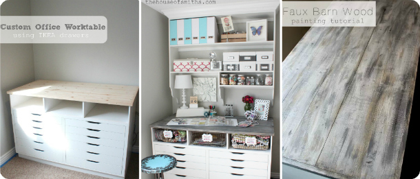 Custom office creative storage unit - thehouseofsmiths.com