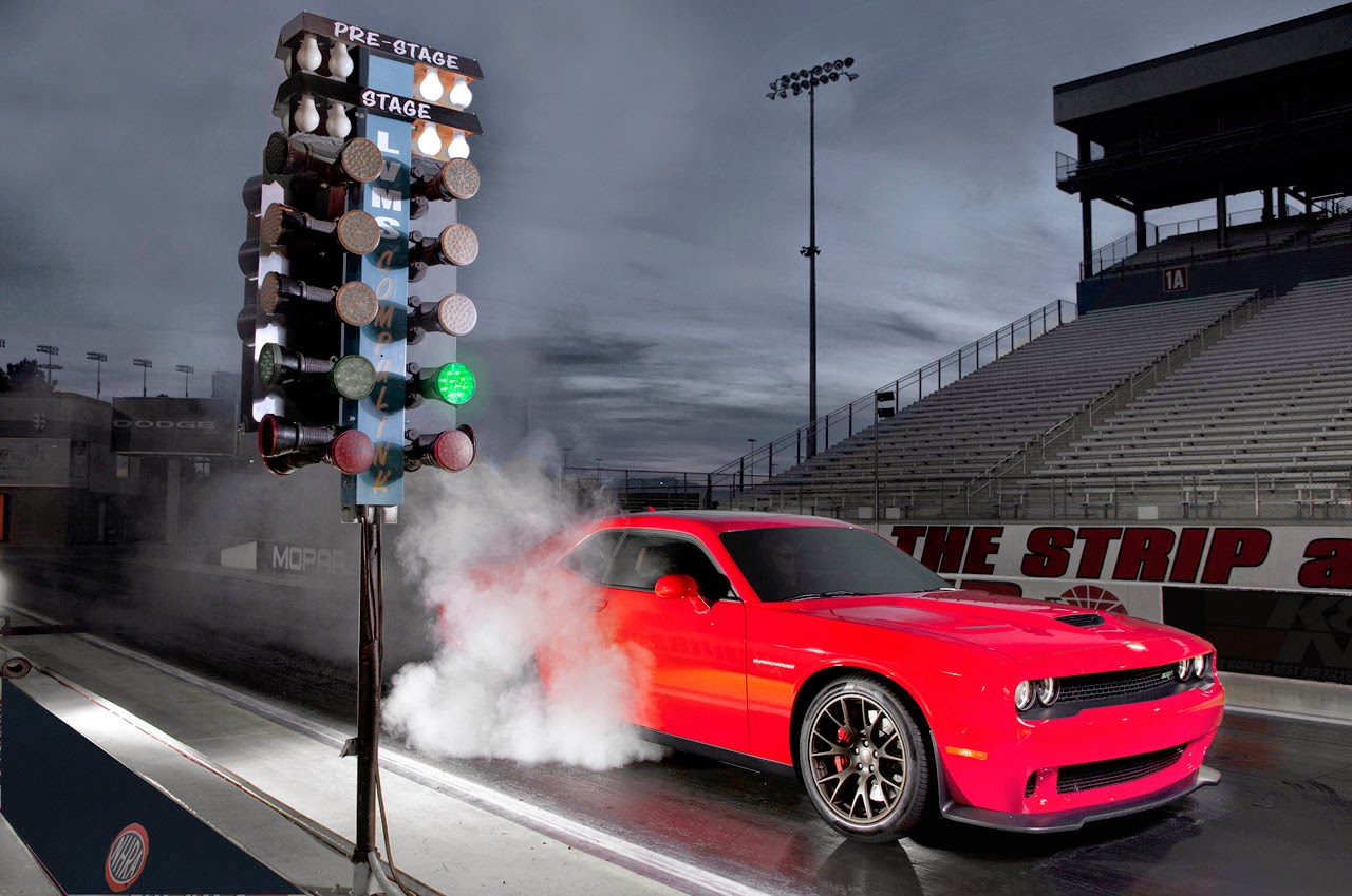 Gas Monkey Dodge Challenger Hellcat