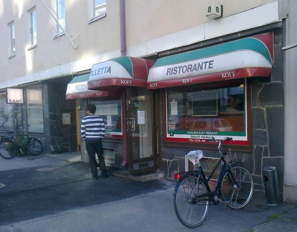 Ravintola Villetta