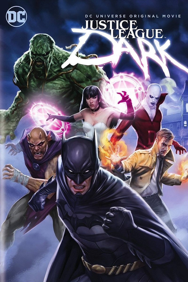 Justice League Dark (2017) ταινιες online seires oipeirates greek subs