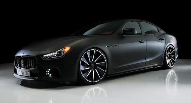 Maserati, Maserati Ghibli, Tuning, Wald