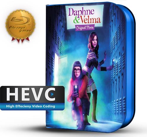 Daphne y Velma (2018) 1080P HEVC-8Bits BDRip Latino/Ingles (Subt.Esp)(Comedia, Familiar)
