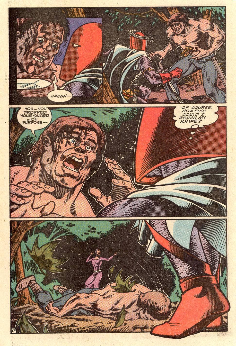 Read online Secret Origins (1986) comic -  Issue #49 - 38