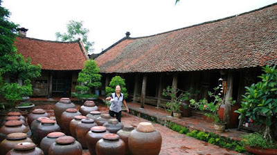 Duong Lam Village, Iconic symbol of Vietnam traditional countryside 3