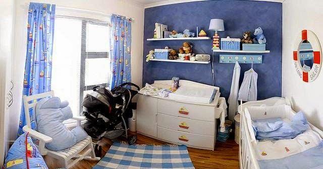 Dise os de dormitorios de beb dormitorios colores y estilos for Dormitorio ninos diseno