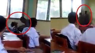 Heboh Video Guru Aniyaya Dua Murid ,Ini Faktanya